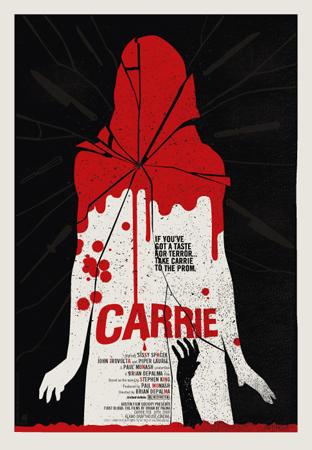 Смотреть онлайн: Кэрри / Carrie (1976)