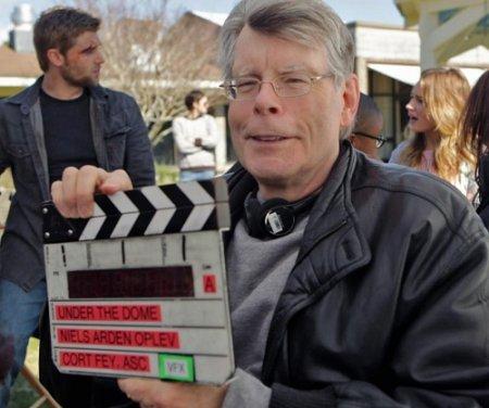 Стивен Кинг выступил в защиту сериала «Под куполом»