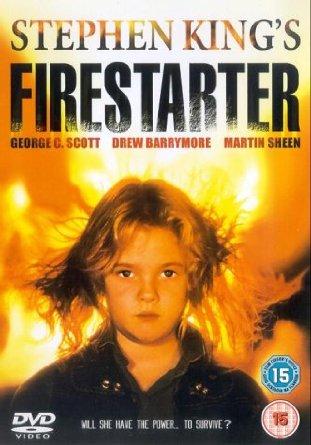 Смотреть онлайн:Воспламеняющая взглядом/Firestarter